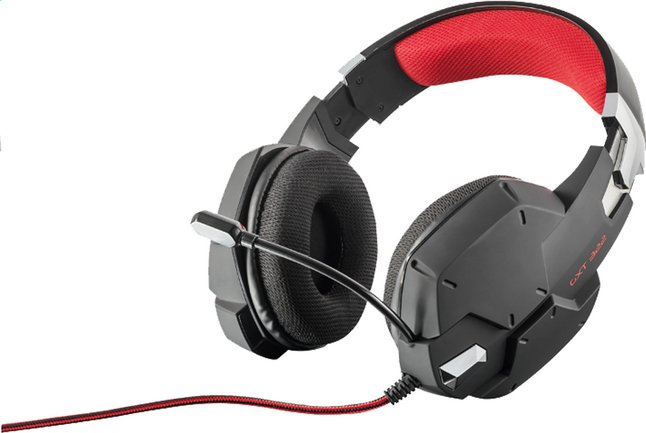 Afbeelding van Trust headset GXT 322 Carus gaming from ColliShop