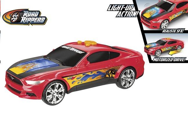 Image pour Road Rippers voiture Warp Riders Ford à partir de ColliShop
