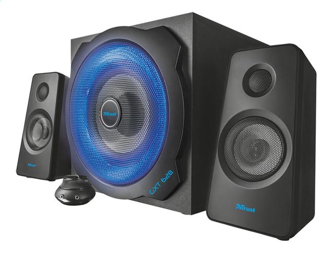 Image pour Trust haut-parleur Bluetooth GXT 628 2.1 Illuminated speaker set Limited Edition à partir de ColliShop