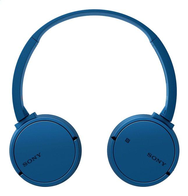 Image pour Sony casque Bluetooth MDR-ZX220BT bleu à partir de ColliShop