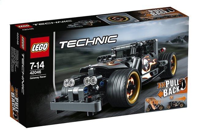 Afbeelding van LEGO Technic 42046 Ontsnappingsracer from ColliShop
