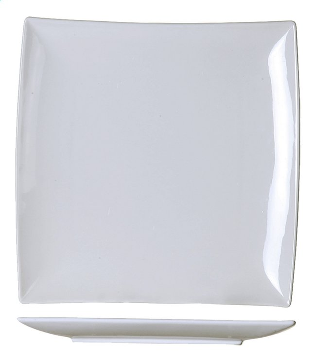 Cosy & Trendy 6 assiettes plates Avantgarde L 25,2 x Lg 25,6 cm