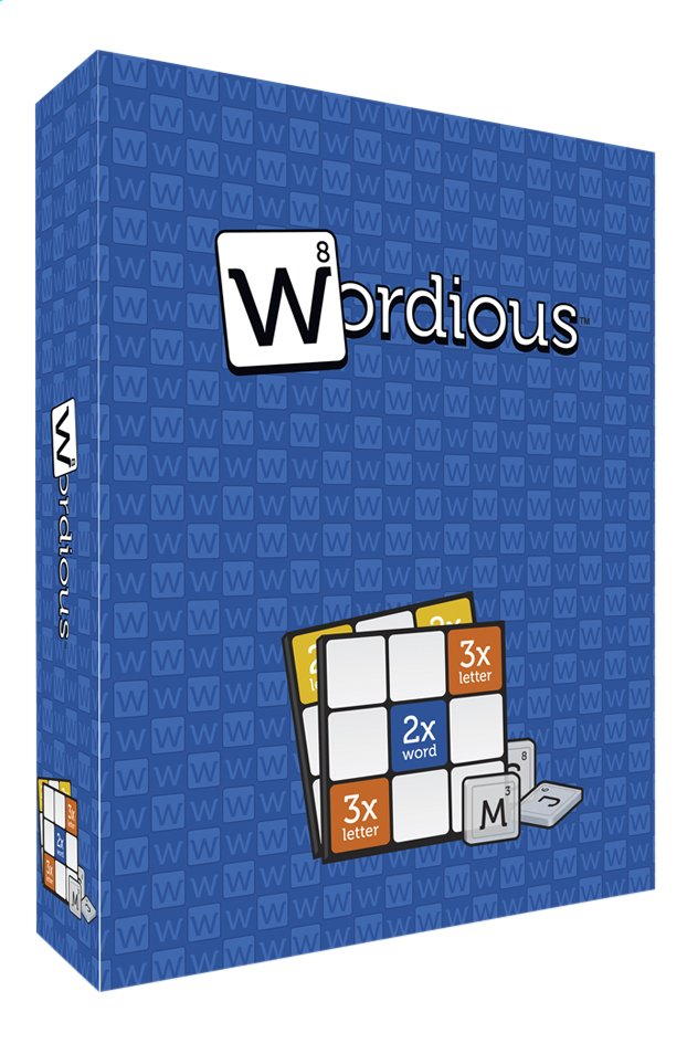 Afbeelding van Wordious from ColliShop