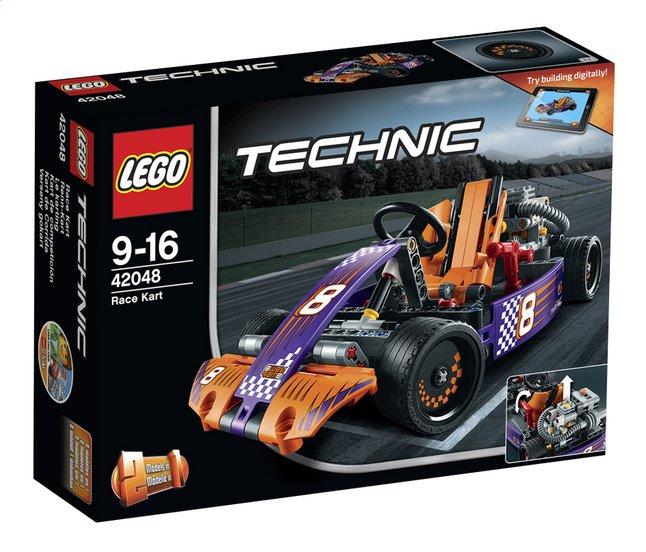 Image pour LEGO Technic 42048 Le karting à partir de ColliShop