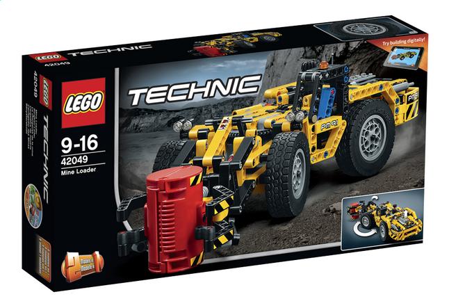 Image pour LEGO Technic 42049 La chargeuse de la mine à partir de ColliShop