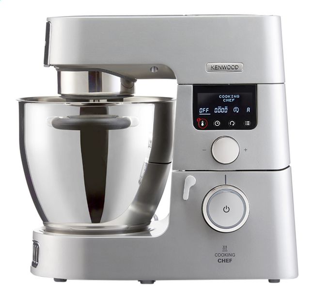Image pour Kenwood Robot de cuisine cuiseur Cooking Chef Gourmet KCC9060S à partir de ColliShop