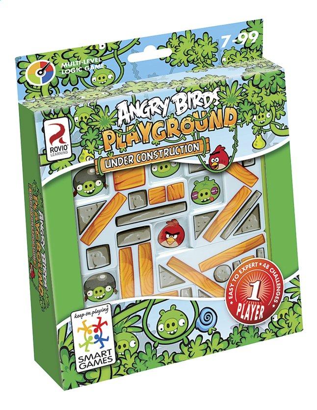 Image pour Angry Birds Playground Under Construction à partir de ColliShop