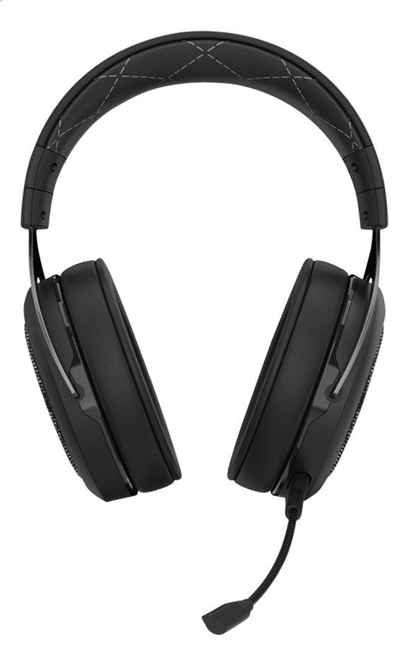 Image pour Corsair casque-micro sans fil gaming HS70 carbon à partir de ColliShop