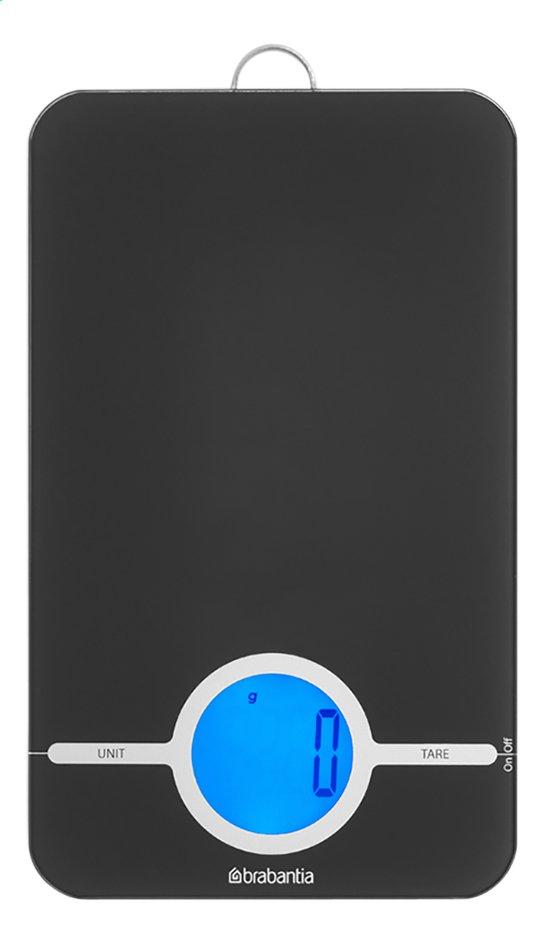 Image pour Brabantia Balance de cuisine numérique Tasty+ dark grey à partir de ColliShop