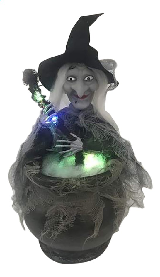 Afbeelding van Heks met ketel from ColliShop