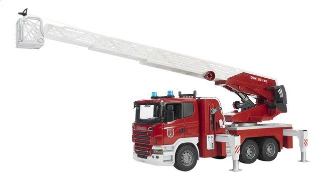 Image pour Bruder camion de pompier Scania à partir de ColliShop