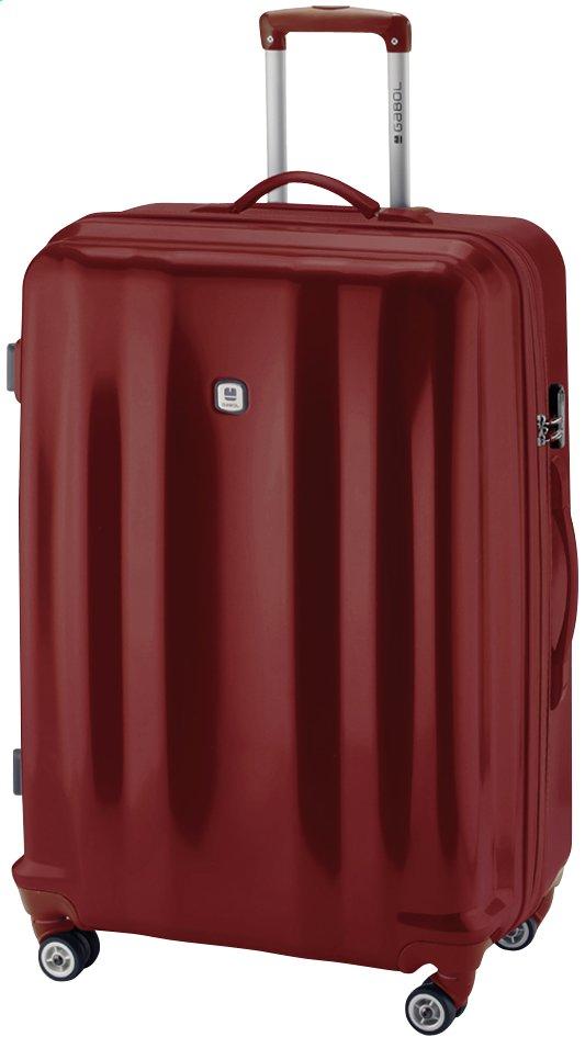 Image pour Gabol valise rigide Wave Spinner rouge 77 cm à partir de ColliShop