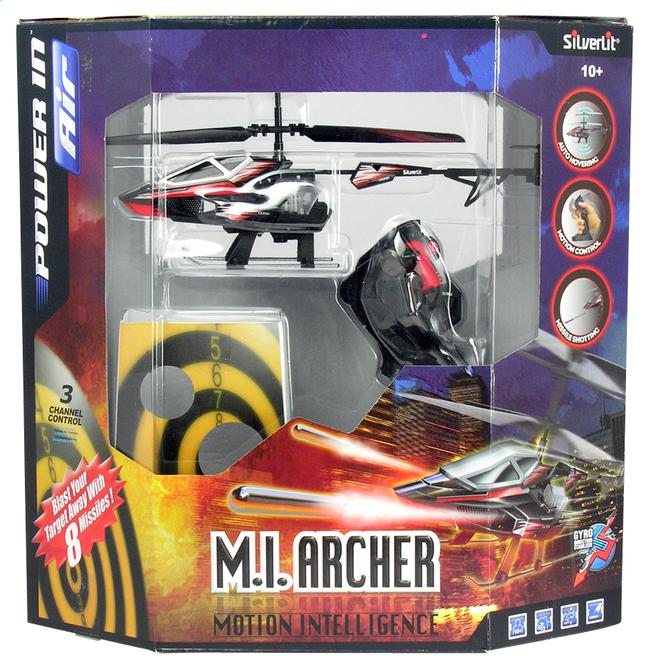 Image pour Silverlit hélicoptère IR M.I. Archer à partir de ColliShop