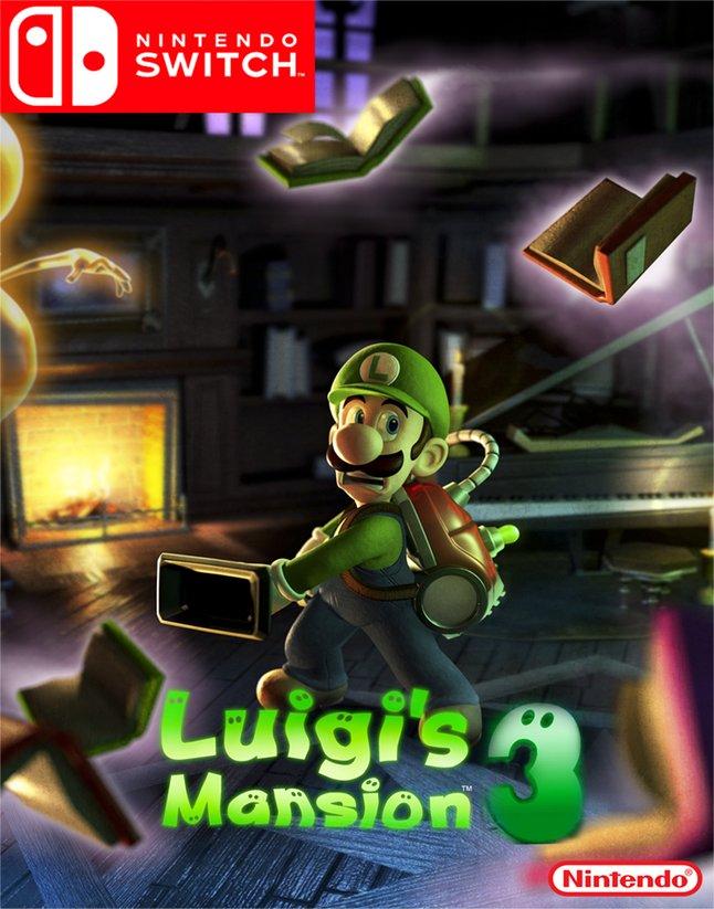 Image pour Nintendo Switch Luigi's Mansion 3 FR à partir de ColliShop