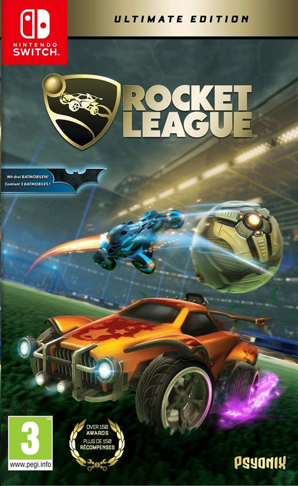 Switch Rocket League Ultimate Edition NL/FR