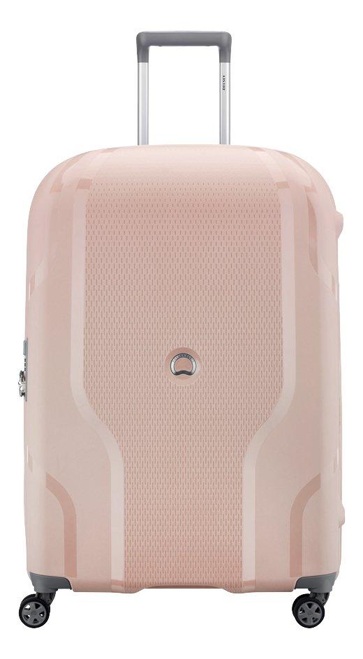 Image pour Delsey valise rigide Clavel rose à partir de ColliShop