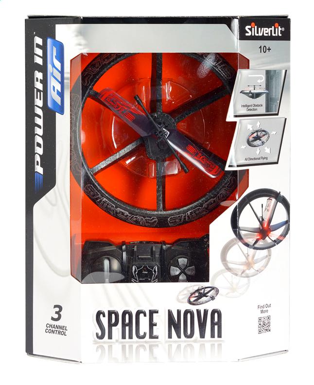 Image pour Silverlit hélicoptère Space Nova IR à partir de ColliShop
