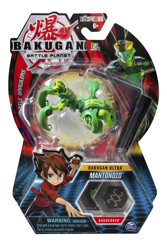 Image pour Bakugan Ultra Ball Pack - Mantonoid à partir de ColliShop