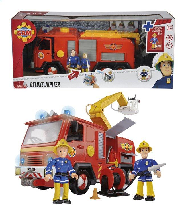 Image pour Set de jeu Sam le pompier Deluxe Jupiter à partir de ColliShop