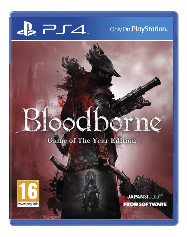 Afbeelding van PS4 Bloodborne Game of the Year Edition ENG/FR from ColliShop