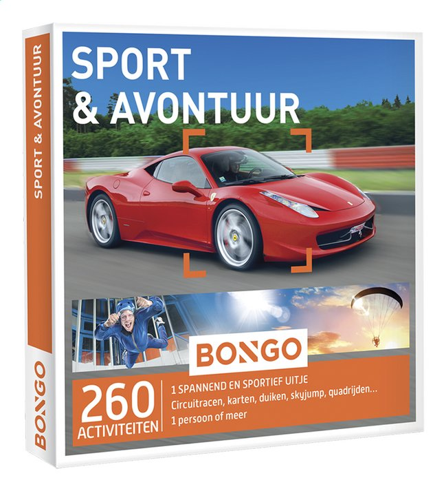 Afbeelding van Bongo Sport & avontuur from ColliShop