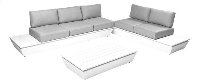 Ocean Ensemble Lounge Rossi blanc | ColliShop