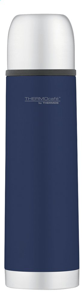 Afbeelding van THERMOcafé by Thermos Isoleerkan Soft Touch blauw 50 cl from ColliShop