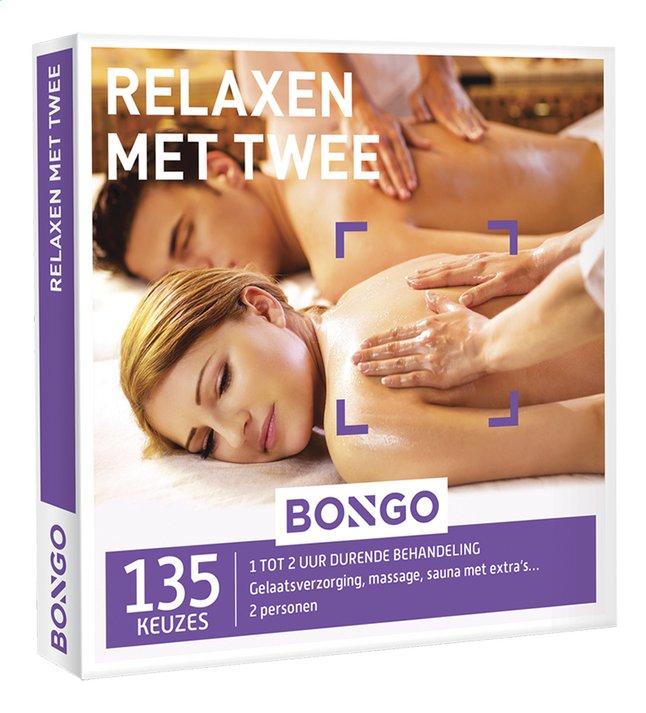 Afbeelding van Bongo Relaxen met Twee from ColliShop