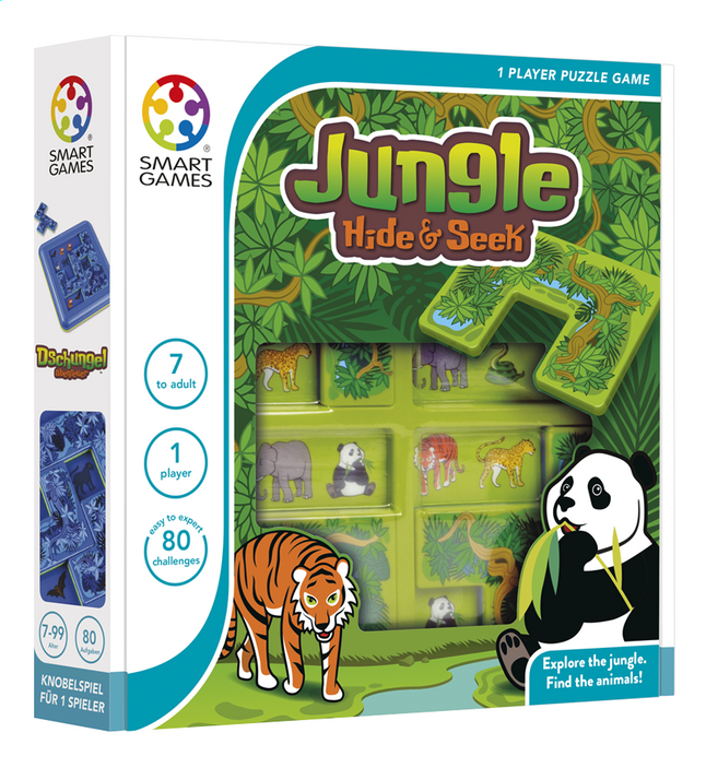 Image pour Jungle Hide & Seek à partir de ColliShop