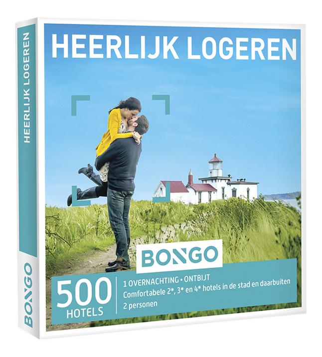 Afbeelding van Bongo Heerlijk Logeren from ColliShop