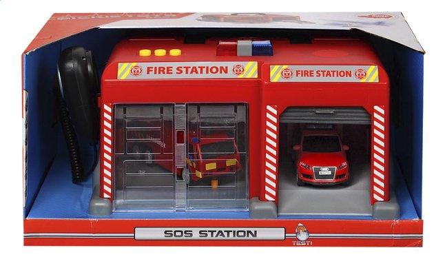 Afbeelding van Dickie Toys speelset SOS station Brandweer België from ColliShop