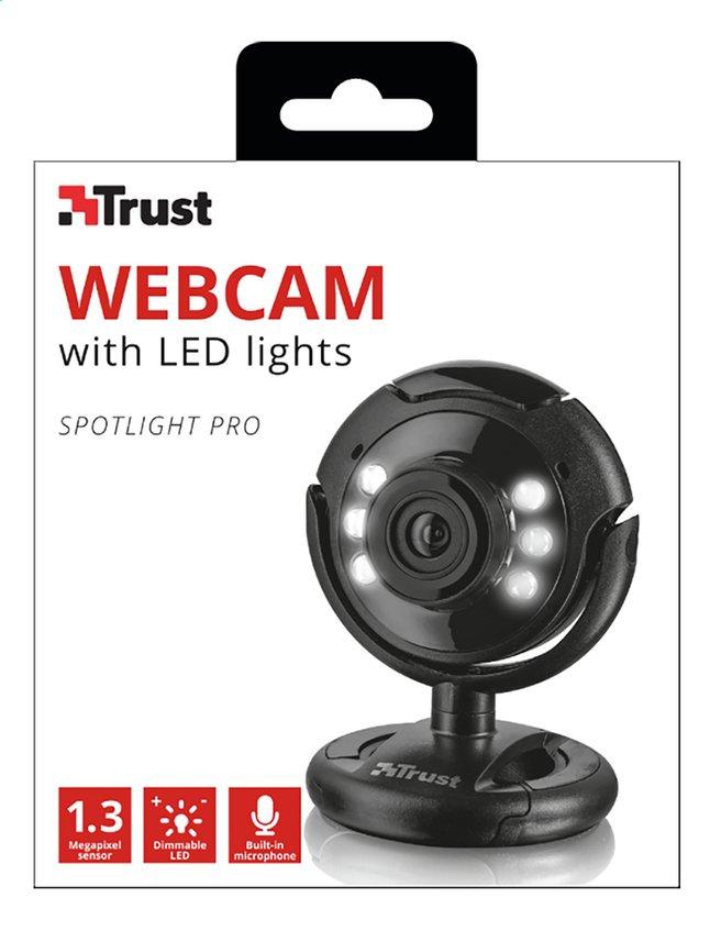 Image pour Trust webcam Spotlight Pro à partir de ColliShop