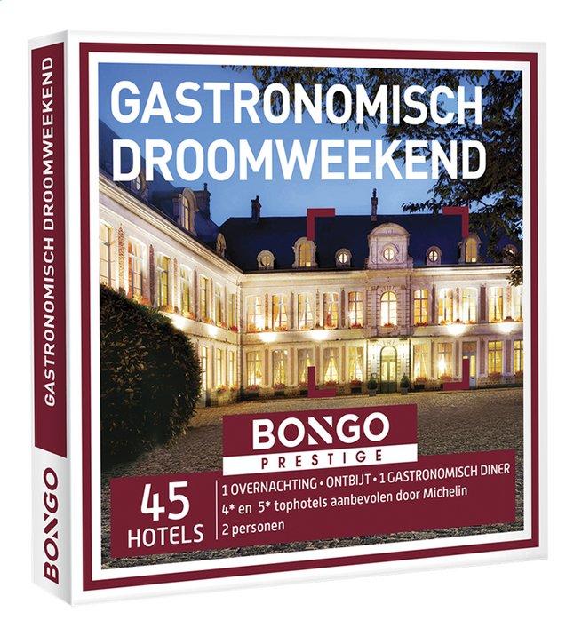 Afbeelding van Bongo Gastronomisch Droomweekend from ColliShop