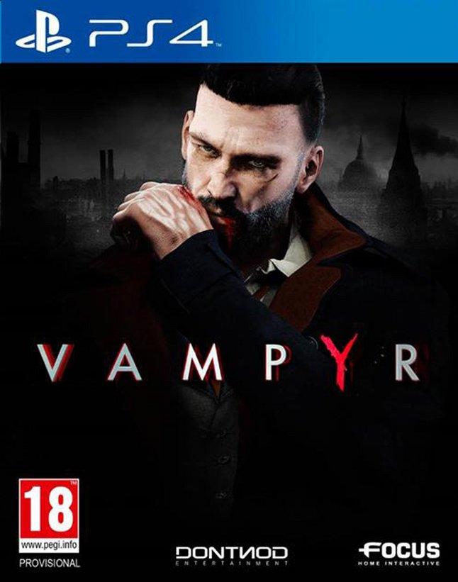 Image pour PS4 Vampyr FR/ANG à partir de ColliShop