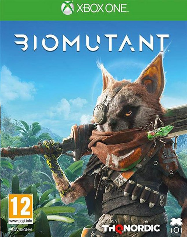 Afbeelding van Xbox One Biomutant ENG/FR from ColliShop