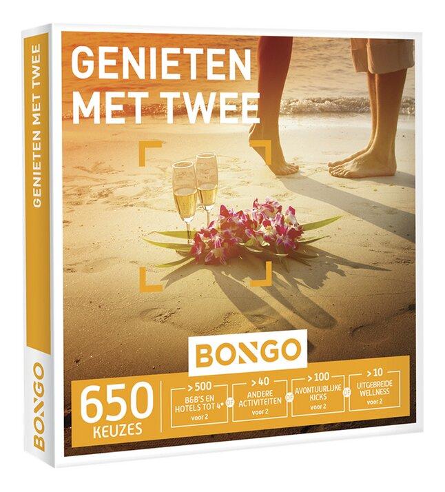 Afbeelding van Bongo Genieten met twee from ColliShop
