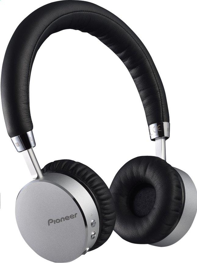 Image pour Pioneer casque audio MJ561BT-S argenté/noir à partir de ColliShop