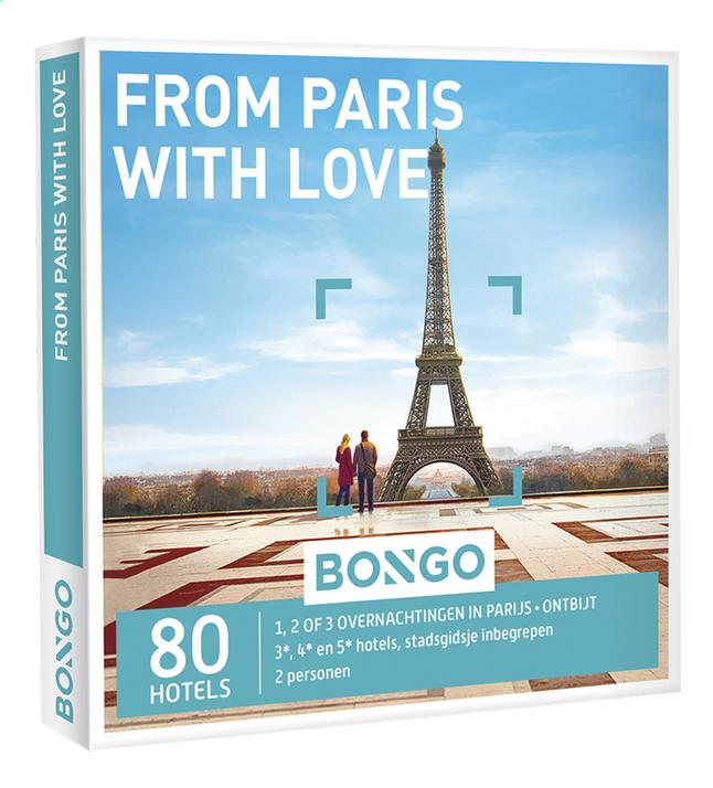 Afbeelding van Bongo From Paris with Love from ColliShop