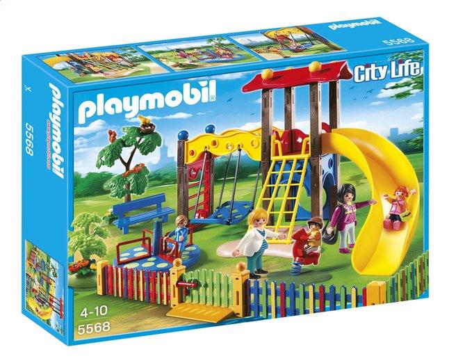 Image pour Playmobil City Life 5568 Square pour enfants avec jeux à partir de ColliShop
