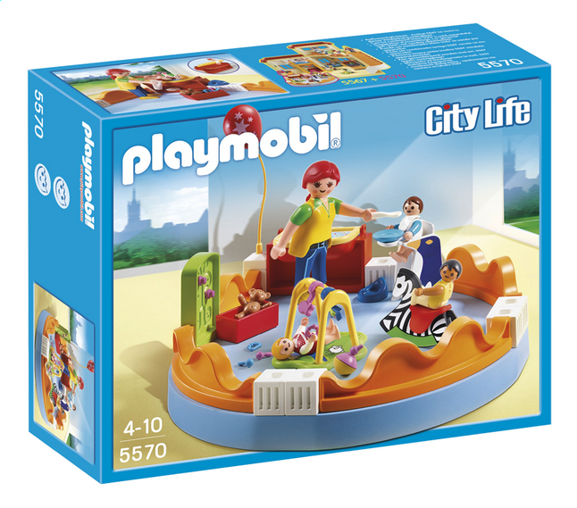Afbeelding van Playmobil City Life 5570 Speelgroep from ColliShop