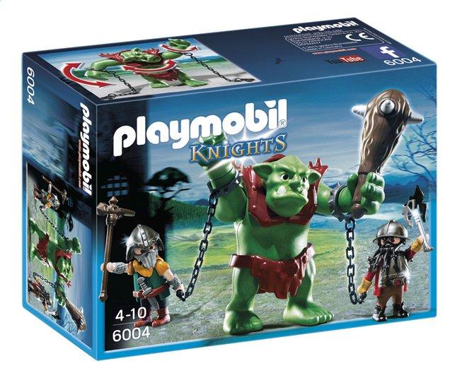 Image pour Playmobil Knights 6004 Soldats nains avec troll à partir de ColliShop