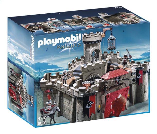 Image pour Playmobil Knights 6001 Citadelle des chevaliers de l'Aigle à partir de ColliShop