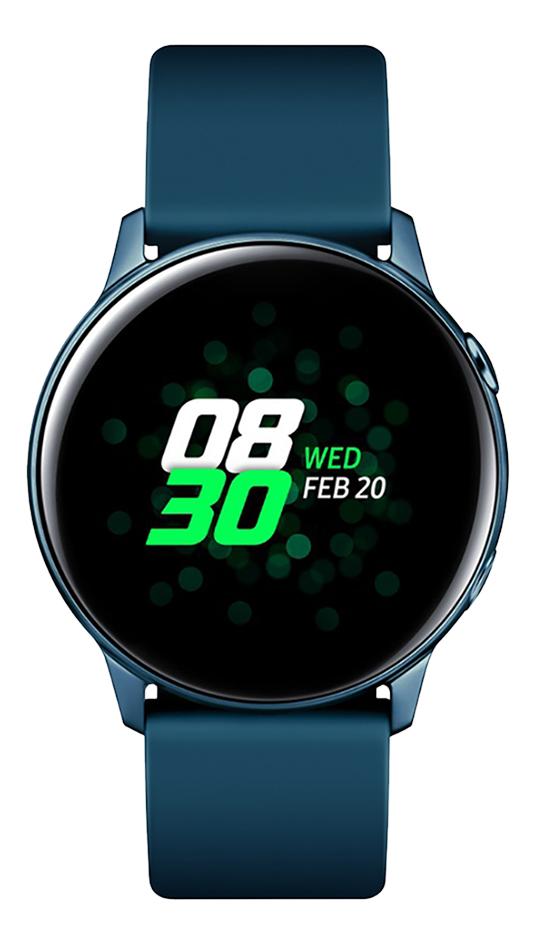 Image pour Samsung montre connectée Galaxy Watch Active Green à partir de ColliShop