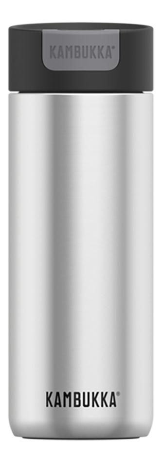 Kambukka isotherme drinkbeker Olympus 500 ml Stainless Steel