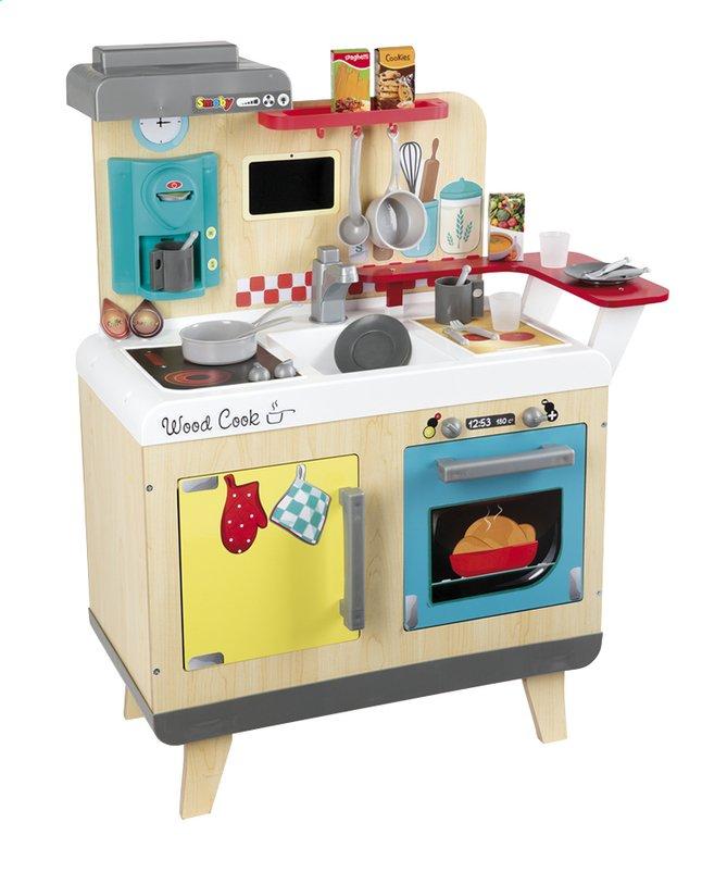 Afbeelding van Smoby houten keukentje vintage design from ColliShop