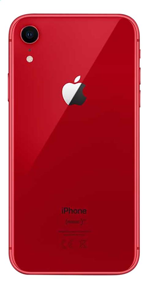 Afbeelding van Apple iPhone Xr 256GB rood from ColliShop