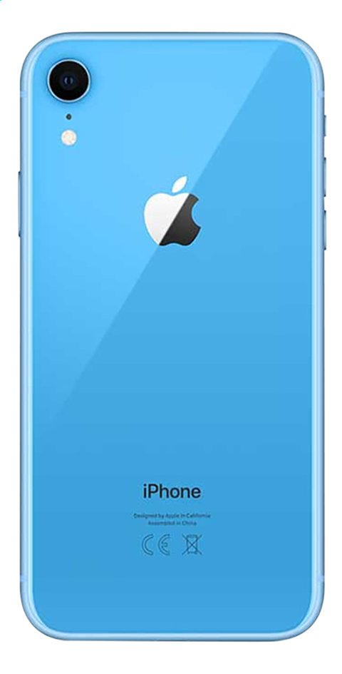 Afbeelding van Apple iPhone Xr 256GB blauw from ColliShop