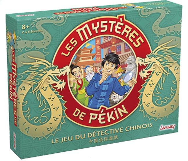 Afbeelding van Les Mystères de Pékin FR from ColliShop