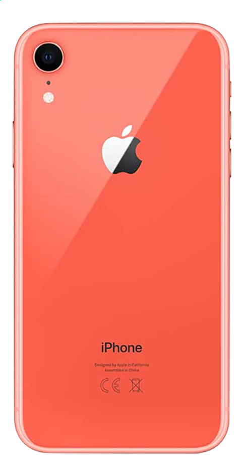 Afbeelding van Apple iPhone Xr 256GB coral from ColliShop