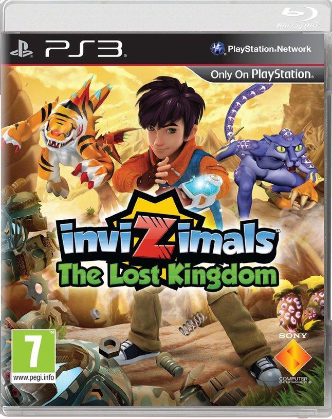 Image pour PS3 Invizimals The Lost Kingdom FR/ANG à partir de ColliShop